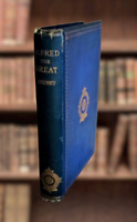 Alfred the Great by Thomas Hughes, Macmillan & Co  Antiquarian 1st Edition 1869