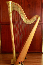 Lyon & Healy Style 14 Antique Pedal Harp Beautiful Sound 43 Strings
