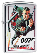 ZIPPO Lighter ● James Bond 007 Sean Connery Spring 2018 ● 60003907 new neuf dans sa boîte ● s9