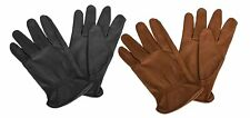 STS Ranchwear Unisex Waterproof Thinsulate Work Gloves Brown or Black