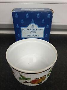 Royal Worcester Evesham Gold Pudding bowl