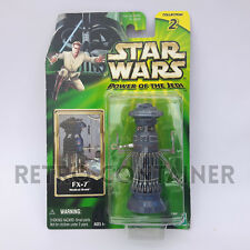 STAR WARS Kenner Hasbro Action Figure - POTJ - FX-7 (Medical Droid)
