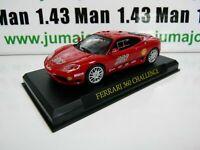 FER6E voiture 1/43 IXO altaya : FERRARI 360 Challenge #360