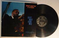 """AHMAD JAMAL TRIO – BUT NOT FOR ME (PERSHING) - 12"""" 33 RPM LP ALBUM – ARGO 628"""