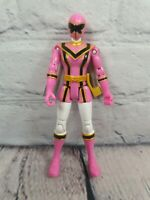 "Mystic Force Pink Ranger 5.5"" Action Figure - Bandai 2005 Power Rangers"