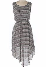 NWT Sweet Rain Sleeveless Printed Dress Size Large