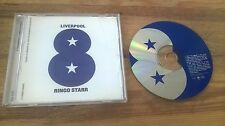 CD Rock Ringo Starr - Liverpool 8 (2 Song) Promo CAPITOL jc Beatles Lennon
