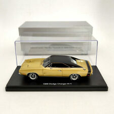 1:43 1969 DODGE CHARGER R/T 426 Hemi (XS29) Resin Limited Models - gold