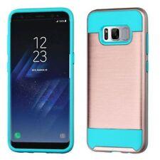 Fundas y carcasas Para Samsung Galaxy S8 color principal oro para teléfonos móviles y PDAs