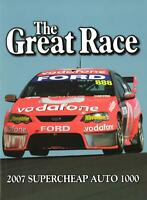 THE GREAT RACE Vol #27 2007 SUPERCHEAP AUTO 1000 BATHURST HARDCOVER