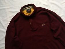 Men's Paul & Shark Collar Neck Wool Sweater/Jumper size XXL (in fact L/XL) VGC