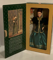 1996 Hallmark Special Edition Yuletide Romance Barbie 3rd in a Series 15621