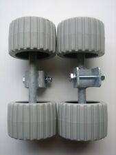 stabile Pendelrollen Sliphilfe für Bootstrailer, Sliprollen Ø115mm