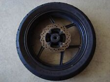 Kawasaki Ninja 650R EX650 ER650 2008 Rear Wheel & Brake Rotor & Tire