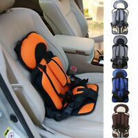 Portable Car Safety Seat Booster Toddler Infant Baby Child Carrier Secure Chair