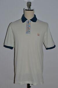 Men's PAUL&SHARK Short Sleeve Polo Shirt Size XL