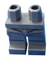 Lego Beine in silber (flat silver) mit Streifen für Minifigur 970c00pb0932 Neu