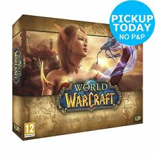 World of Warcraft Battlechest PC Game 12+ Years