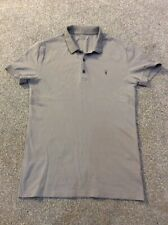 Mens All Saints Polo Shirt Xs Extra Small Celebrity