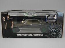 Chevrolet Impala Sport Sedan Supernatural - Green Tires - Greenlight 1:24