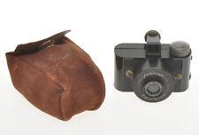 G.P.M. Fotonesa very rare italian subminiature black bakelite camera exc+
