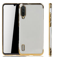 Xiaomi Mi A3 Case Phone Cover Protective Case Protective Case Cases Bumper Gold