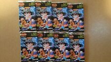 Lot 8 booster Cartes Dragon Ball Hero Collection Part 3 Neuf