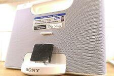Sony RDP-M5iP  Speaker Dock  iPod iPhone Dock - Wireless Bluetooth