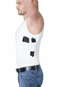 AC UNDERCOVER CCW Tank Top Shirt Concealed Carry Clothing Ref. 513 Holster