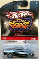 Hot Wheels Waynes Garage - Vairy 8 - Base Signed