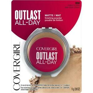Covergirl Outlast All Day Matte Finishing Powder 850 Medium To Deep PLEASE READ