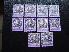 AUTRICHE - timbre yvert et tellier n° 1937 x10 obl (A01) stamp austria (P)