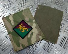Genuine British Army MTP Blanking Patches 51 Scottish Brigade TRF UBACS/PCS C09