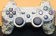 Playstation 3 Official Sony Wireless Dualshock 3 Controller CECHZC2U Urban Camo