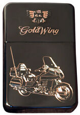 Honda Goldwing Benzinfeuerzeug GL1500 Feuerzeug GL1200 Sturmfeuerzeug Gravur