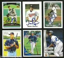 J.P. HOWELL Signed/Autographed 2006 TOPPS UPDATE CARD Tampa Bay Rays jp w/COA