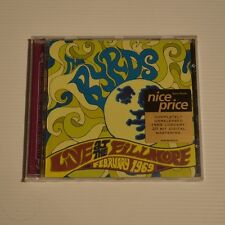 LIVE AT THE FILLMORE FEBRUARY 1969 - THE BYRDS (CD)