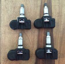 4 Mercedes Reifendrucksensoren RDKS 433 MHz A0009057200 E-Klasse W212 / NEU