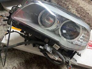 OEM  2011-2013 BMW 528i F10 M5 550i 535i Front Left Xenon Adaptive  Headlight