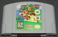 Super Mario 64 Nintendo 64 N64 Cartridge Authentic!