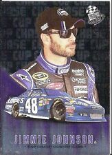 2013 PRESS PASS RACING JIMMIE JOHNSON CUP CHASE CONTEST CARD CHAMP #CC10 AWESOME