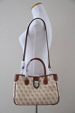 Dooney & Bourke Shadow DB Small Double Handle Tote Style # SV51R YE