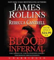 Order of the Sanguines: Blood Infernal by Rebecca Cantrell and James Rollins