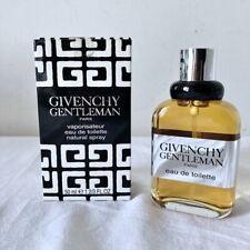 Givenchy Gentleman vintage & Prebarcode