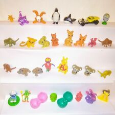 Kinder Surprise Egg Toys - Australian Animals - Mixed Bulk Bundle Lot