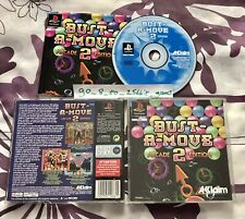 BUST A MOVE 2 (COMPLET) Sony PlayStation 1, Ps1, Psone, arcade edition originale
