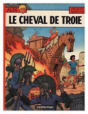 ALIX LE CHEVAL DE TROIE EO 1988  TBE