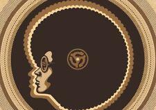 Funky Rétro LP DJ Deck A3 art print poster GZ120