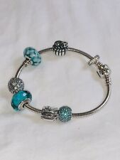 Pandora Braclet With Charms