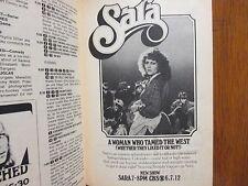 Feb. 7, 1976  TV  Guide (BRENDA  VACCARO/GLENDA  JACKSON/ABE  VIGODA/I LOVE LUCY